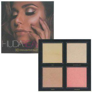 NEW HUDA Beauty Highlighter Palette- Golde…